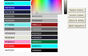 Troque as cores do seu tema