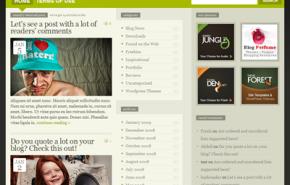 30 Themes preparados para WordPress 2.7 e 2.8