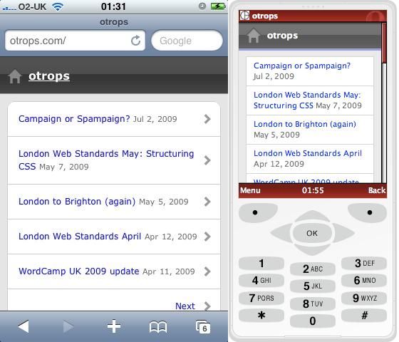 wordpress-mobile-edition