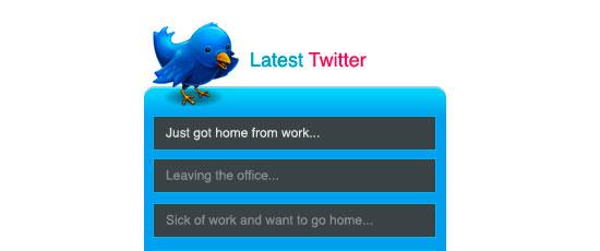 latest_tweets