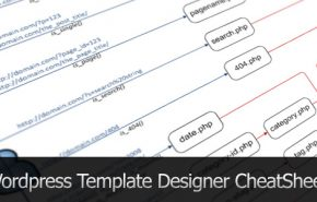 WordPress Template Designer CheatSheet