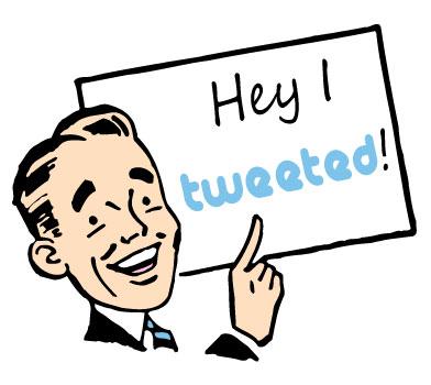 I_tweeted