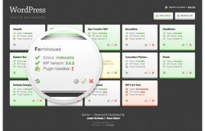 Plugin WordPress Status Board, como administrar todos os seus blogs WordPress num único local!