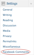 Como adicionar os comentários do Facebook no seu blog WordPress