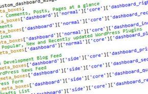10 códigos para melhorar seu painel de administração