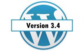 """WordPress 3.4 """"Green"""" já está disponível na sua versão final"""