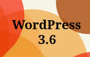 """Lançado o novo WordPress 3.6 """"Oscar"""", veja o vídeo"""