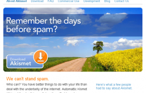 Akismet – Como proteger seu blog de Spams
