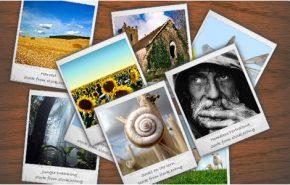 Galeria de imagens em themes antigos