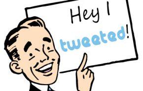 Mostrar o número de tweets de cada página ou post