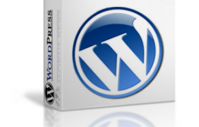 Muda o texto do pié do escritotio do WordPress