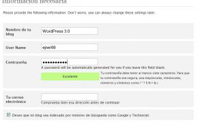 """WordPress 3.0 não vai ter o usuário """"admin"""""""