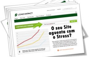 Teste de Stress para o seu Site ou Blog com Load Impact