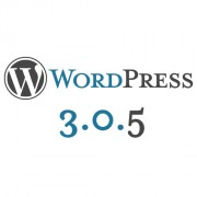 wordpress 3.0.5 - Atualizando o WordPress 3.0.5