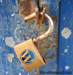 Wordpress 3.1.2, atualização de segurança