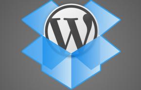 Backup do WordPress no Dropbox