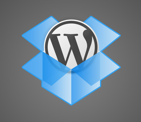 wordpress dropbox - Backup do WordPress no Dropbox