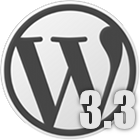 wordpress 33 - WordPress 3.3 beta 1