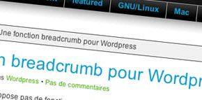 Como adicionar Breadcrumb no seu WordPress