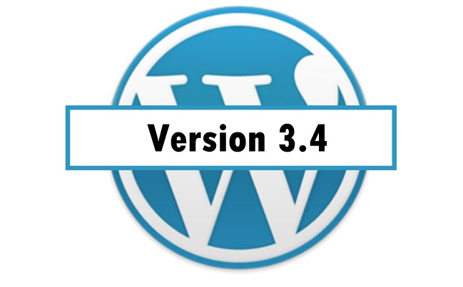 wordpress 3 4 - wordpress 3-4