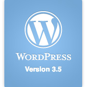 WordPress 3.5 já está disponível para Download